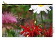 Hummingbird Mid Flight Carry-all Pouch
