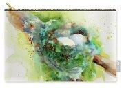 Hummingbird Nest Carry-all Pouch