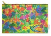Hummingbird Carry-all Pouch