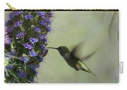 Hummingbird Sharing Carry-all Pouch