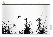 Hummingbird Silhouettes #1 Carry-all Pouch