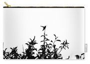 Hummingbird Silhouettes #2 Carry-all Pouch
