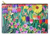 Hummingbird's Delight By Mary Ellen Palmeri Carry-all Pouch