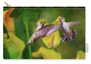 Hummingbirds In Virginia Carry-all Pouch