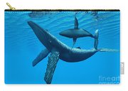Humpback Whale Bonding Carry-all Pouch
