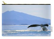 Humpback Whale Flukes Carry-all Pouch