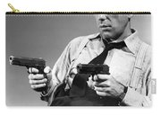 Humphery Bogart As Gangster Roy Earle High Sierra 1941 Carry-all Pouch