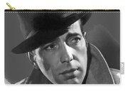 Humphrey Bogart Publicity Portrait Casablabca 1942-2016 Carry-all Pouch