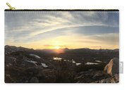 Humphreys Basin Sunset Carry-all Pouch