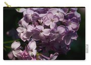 Hungarian Lilac 7 Carry-all Pouch