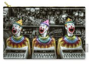 Hungry Clowns Carry-all Pouch