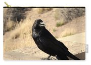 Hungry Crow Carry-all Pouch