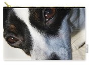 Hungry Dog Carry-all Pouch
