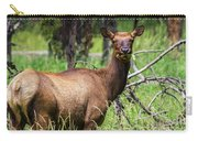 Hungry Elk Carry-all Pouch