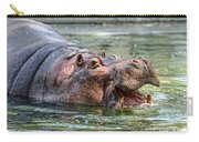 Hungry Hungry Hippo Carry-all Pouch