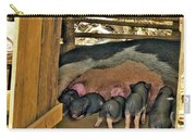 Hungry Piglets Carry-all Pouch