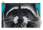 Hungry Raccoon Carry-all Pouch
