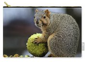 Hungry Squirrel 1 Carry-all Pouch