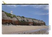 Hunstanton Cliffs Carry-all Pouch