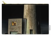 Hunstanton Lighthouse At Night Carry-all Pouch
