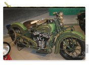 Hunter Green Indian Motorcycle...   # Carry-all Pouch