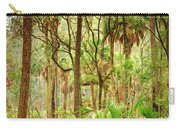 Hunting Island State Park Carry-all Pouch