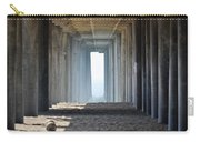 Huntington Beach Pier Carry-all Pouch