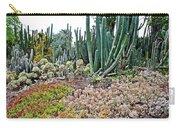 Huntington Desert Garden In San Marino-california Carry-all Pouch