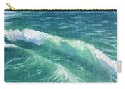 Huntington Small Waves  Carry-all Pouch