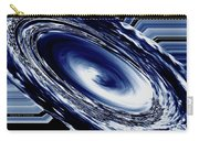 Hurricane In Space Abstract Carry-all Pouch