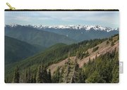 Hurricane Ridge View Carry-all Pouch