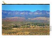 Hurricane Utah And Red Cliffs Nca Carry-all Pouch
