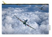 Hurricanes On Your Tail Carry-all Pouch