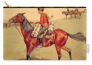 Hussar Russian Guard Corps Carry-all Pouch