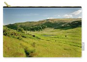 Hutton's Bog View. Holyrood Park. Carry-all Pouch