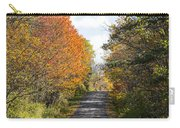Huyck Preserve Fall Carry-all Pouch
