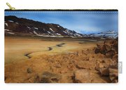 Hverir Geothermal Springs Carry-all Pouch