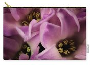 Hyacinth Carry-all Pouch