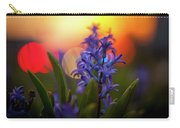Hyacinth Sunset Carry-all Pouch