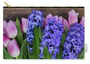 Hyacinths And Tulips II Carry-all Pouch