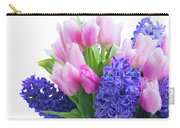 Hyacinths And Tulips  Carry-all Pouch