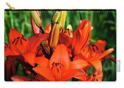 Hybrid Lilies Carry-all Pouch