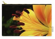 Hybrid Lily Carry-all Pouch