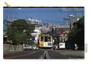 Hyde Street Cable Car 1978 Carry-all Pouch