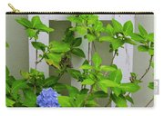 Hydrangea Blooming In October Carry-all Pouch