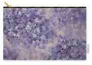 Hydrangea Blossom Abstract 1 Carry-all Pouch