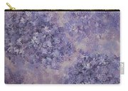 Hydrangea Blossom Abstract 2 Carry-all Pouch