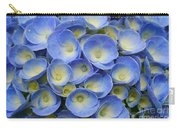 Hydrangea Closeup Carry-all Pouch