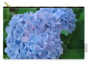 Hydrangea Floral Flowers Art Prints Baslee Troutman Carry-all Pouch