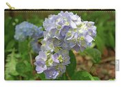 Hydrangea Flowers Carry-all Pouch